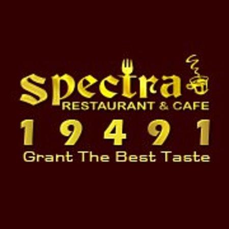 Spectra Restaurant & Cafe : spectra