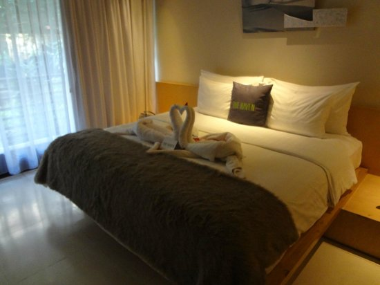 The Haven Bali: Double Bed