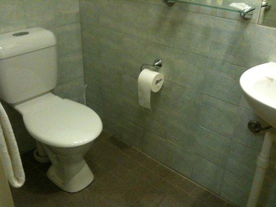 Palms City Resort : WC