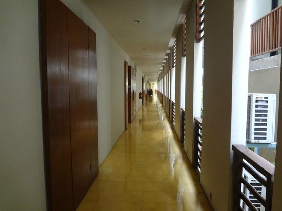 The Haven Bali: Corridor