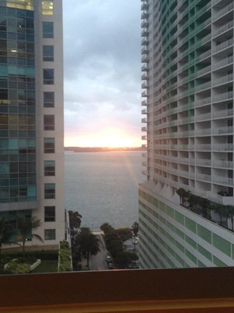 JW Marriott Miami : Vista