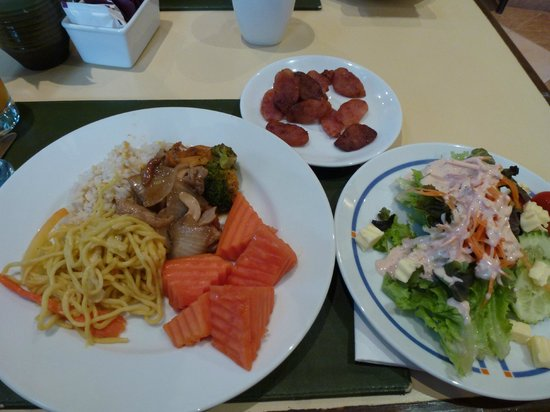 Mercure Chiang Mai: Brakfast selection