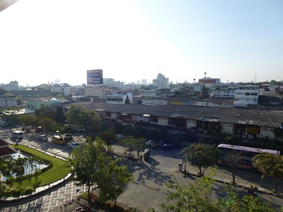 Mercure Chiang Mai: view from 5th floor
