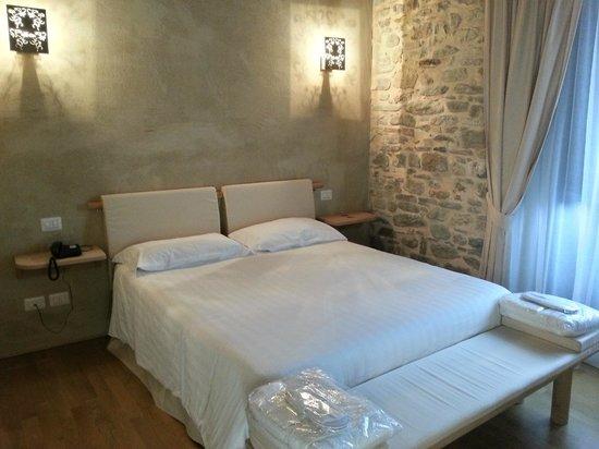 Hotel Terme Alessandra Gonzaga SPA: camera