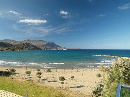 Nautilus Bay Hotel: Бухта и порт