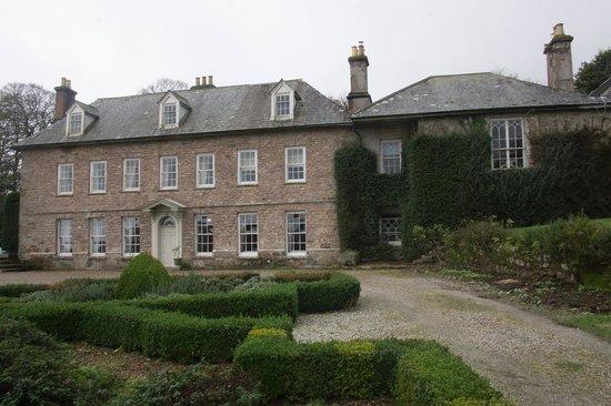 Exterior Trereife House