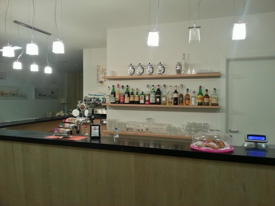 Hotel Terme Alessandra Gonzaga SPA: bar