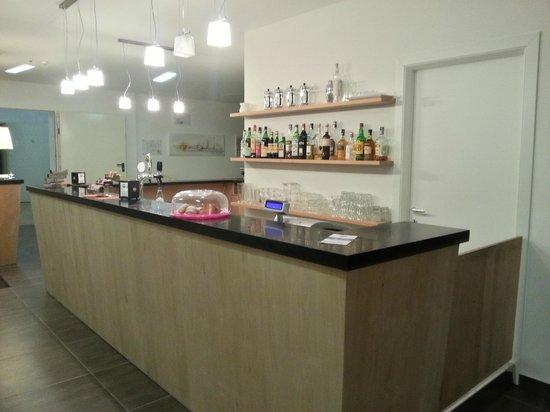 Hotel Terme Alessandra Gonzaga SPA: angolo bar