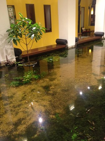 Lively Indoor Pond Picture Of Shanghai Mansion Bangkok Tripadvisor