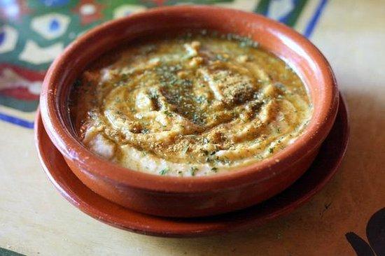 Tajine Elvira: Hummus