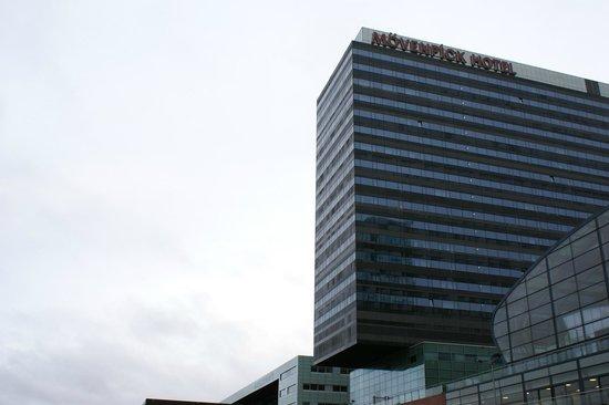 Mövenpick Hotel Amsterdam City Centre: Hotel