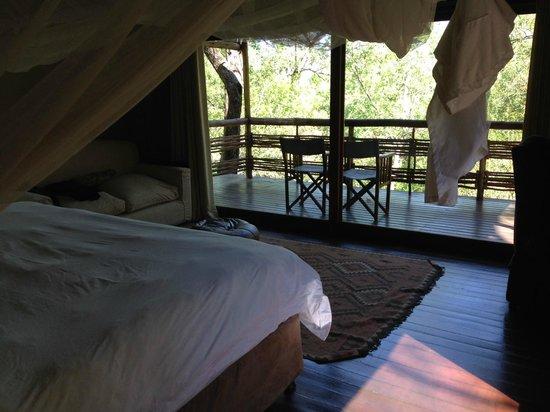 Thakadu River Camp: Room