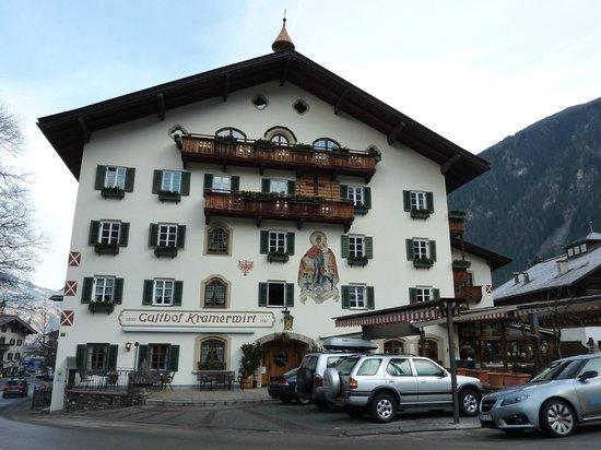 Alpenhotel Kramerwirt: самые счастливые воспоминания