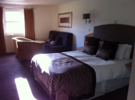 Auchrannie Resort: The room