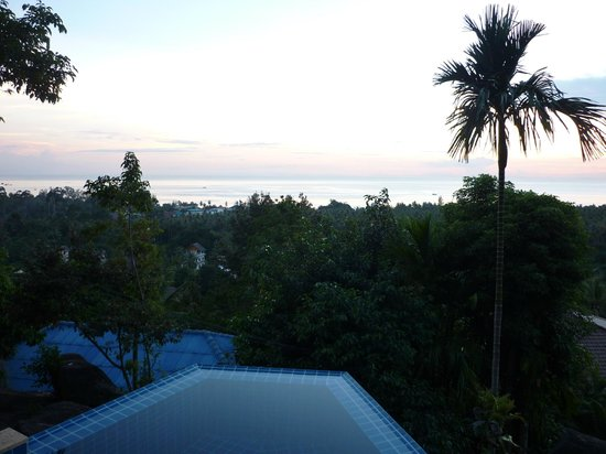 The Place Luxury Boutique Villas : Sunset