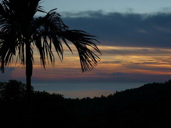 The Place Luxury Boutique Villas: Sunset view
