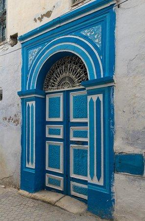 Grande Mosquée de Kairouan : Street door