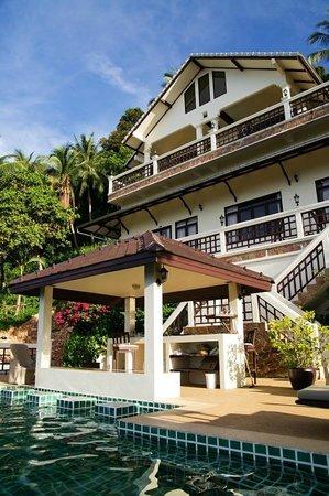 Jungle Emerald Rock: JER villa Samui