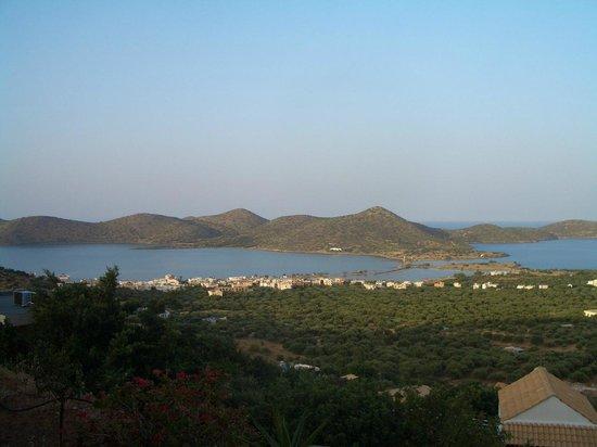 Elounda Water Park Residence: seaside view, Elounda Residence Hotel, Kreta