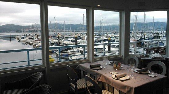 Mauro Restaurante: Preciosas vistas