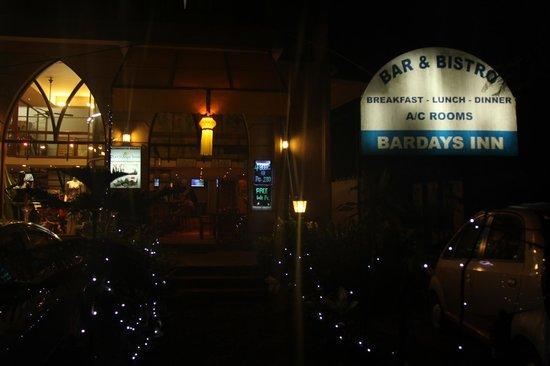 Bardays Inn : Diwali @ Bardays