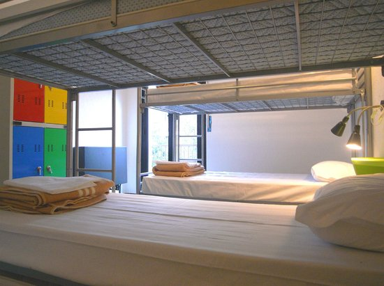 Room foto di milan hostel colours milano tripadvisor for Hostel milan