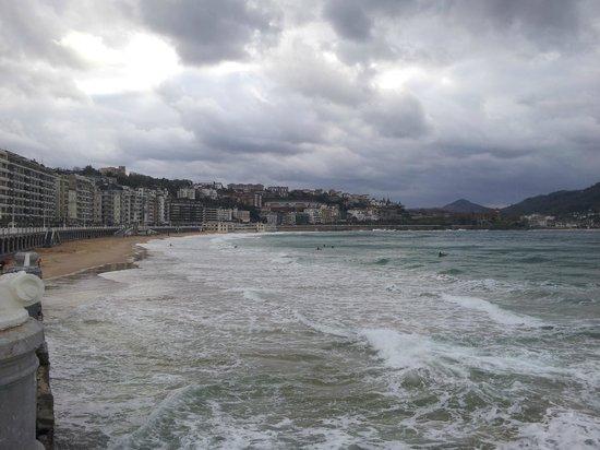 Tryp Orly: Playa de La Concha