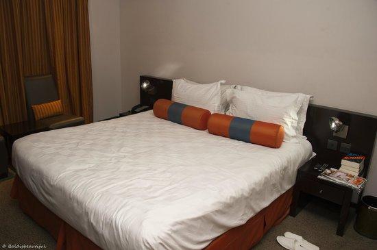 Lotus Hotel Apartments & Spa, Dubai Marina: bedroom