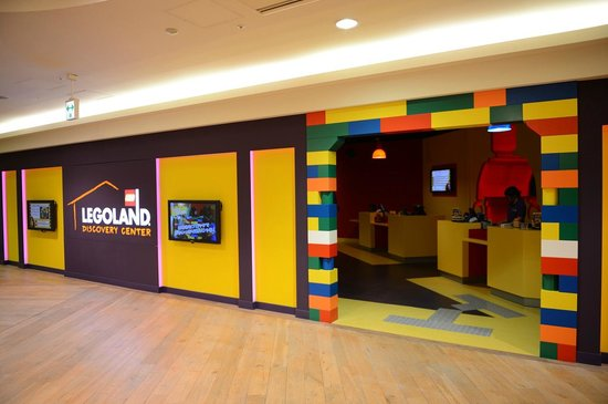 Lego Creative Class, 有導師日語及英語上課,完成課程後有小證書。 - Picture of Legoland Discovery Ce...