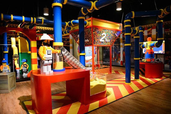 Photo of Tourist Attraction Legoland Discovery Center Tokyo at 台場1-6-1, Minato 135-0091, Japan