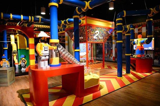 Legoland Discovery Center Tokyo