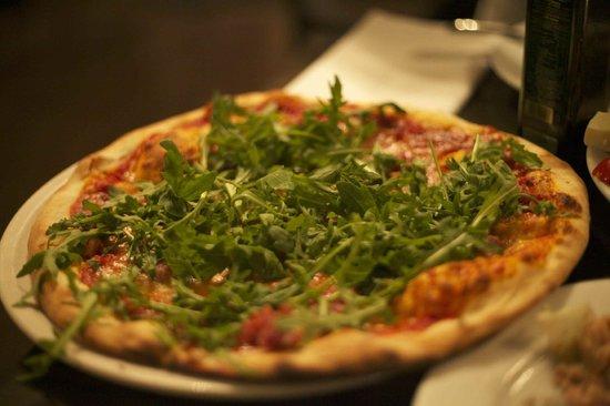 Bar Italia: Pizza Napolitano