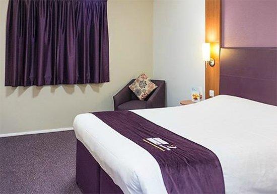 Premier Inn Inverness Centre (Millburn Rd) Hotel: Room 7
