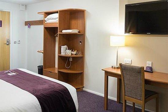 Premier Inn Inverness Centre (Millburn Rd) Hotel : Room 7