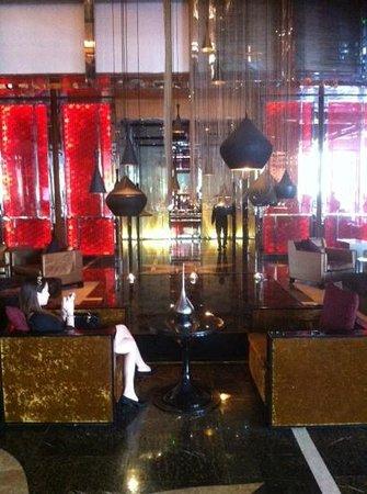 Renaissance Bangkok Ratchaprasong Hotel: foyer