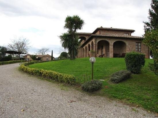 Agriturismo Sanguineto Montepulciano Hotel: agriturimo Sanguineto