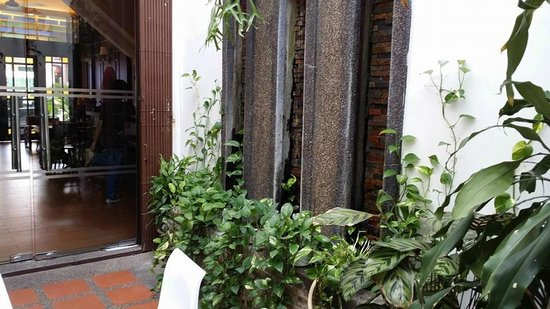 Jonker Boutique Hotel : outdoor hotel area