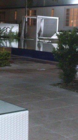 Pestana South Beach Art Deco Hotel: Grounds