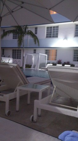 Pestana Miami South Beach: Hotel Grounds