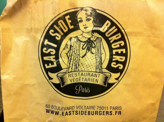 East Side Burgers : logo