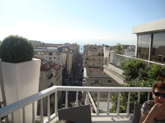 Splendid Hotel & Spa : View from Roof Terrace