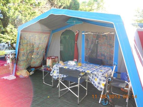 Centro Vacanze Pra delle Torri: vacanze in tenda