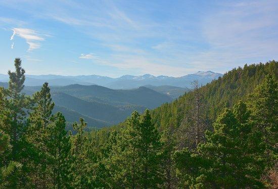 Eldora Lodge : Gorgeous views!