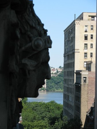 Hotel Belleclaire: View of Central Park from the Belleclaire