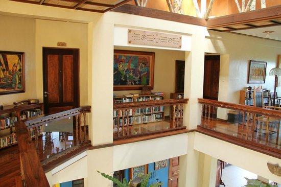 Amarela Resort : Lobby