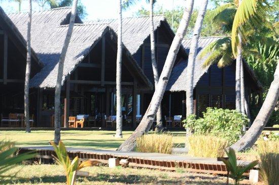 Anjajavy L'Hotel : dining area