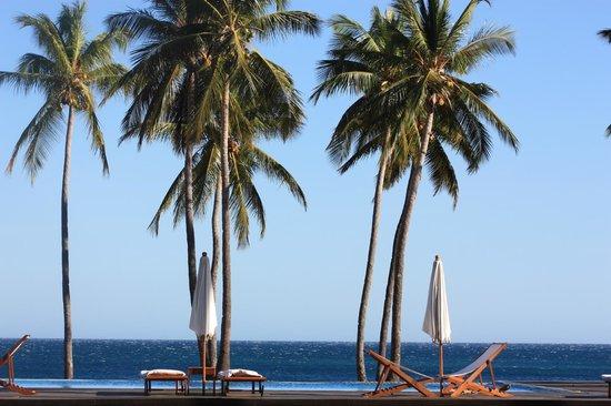 Anjajavy L'Hotel : beach