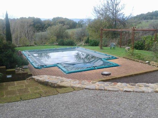 B&B Ozium: la piscina d'inverno!
