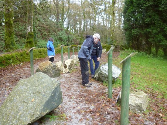 Wheal Martyn: The boulder park