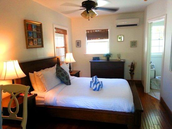 Key West Harbor Inn : Martinique room